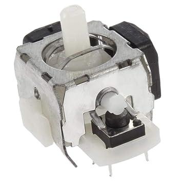 25 * 20 * 20mm 8 Puntos de soldadura Negro Interruptor analógico/reemplazo blanca para Xbox 360 Controller libre/envío de la gota: Amazon.es: Bricolaje y ...