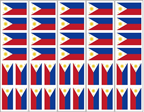 40 Tattoos: Philippines Flag, Philippine Party (Costumes For Halloween Philippines)