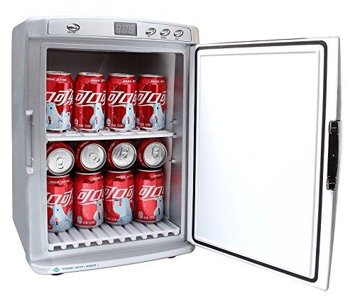 BETEC Mini Frigo • Mini de frigorífico 25 L • Con attacco 220 V + ...