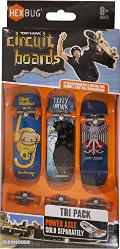 "Tony Hawk Circuit Boards Tri Pack (""NOT"" Randomly Picked) - Set 2"