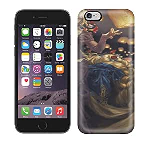 Best Power(Tm) HD Colorful Painted Watercolor I See The Light Gorgeous Disney Ladies As If They Were Oil Portraits Hard Phone Case For Iphone 6 Plus