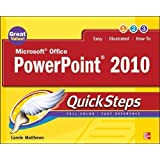 Microsoft Office PowerPoint 2010 QuickSteps (Consumer Appl & Hardware - OMG)