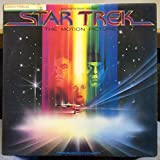 Soundtrack Jerry Goldsmith Star Trek vinyl record