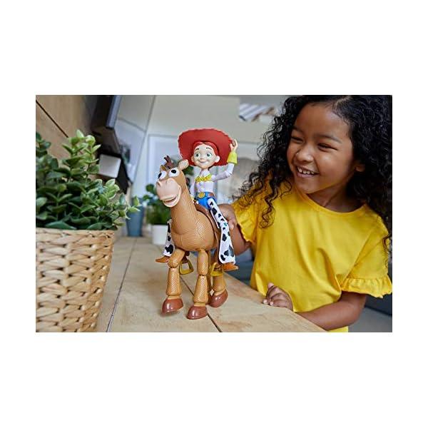 Nouveau Disney Pixar Toy Story Jessie et Bullseye