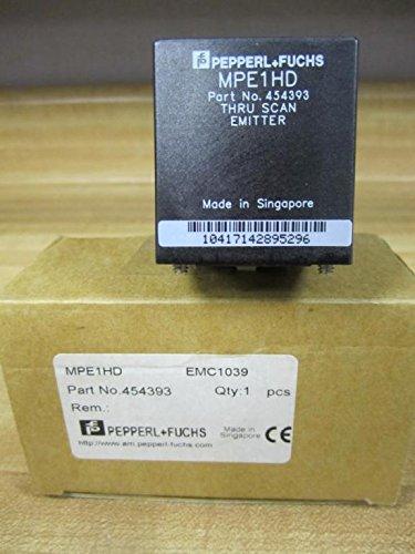 Pepperl Fuchs 911091 Photoelectric Sensor HPF-D048-H