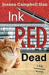 Ink, Red, Dead (A Kiki Lowenstein Scrap-N-Craft Mystery Book 3)