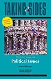 img - for Taking Sides: Clashing Views on Political Issues, Expanded book / textbook / text book