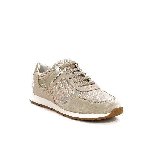 Sneakers Scarpe donna Geox D DEYNNA Beige 5718543 | Sneakers