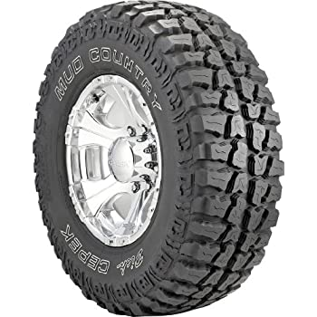 235 75r15 All Terrain Tires >> Amazon.com: Dick Cepek Mud Country All-Terrain Radial Tire - 35X12.50R20LT 121Q: Automotive