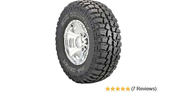 Amazon Com Dick Cepek Mud Country All Terrain Radial Tire 33x12