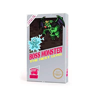 Brotherwise Games Boss Monster 2: The Next Level Card Game: Toys & Games