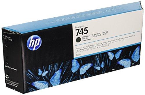 hewlett-packard-f9k05a-745-300-ml-matte-black-designjet-ink