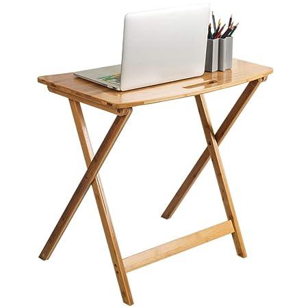 LITING Mesa de Ordenador Plegable de la Mesa Escritorio de la ...
