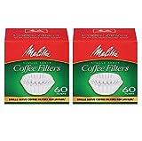 Cheap Melitta Java Jig, Single Serve Paper Coffee Filters – 2 Pack