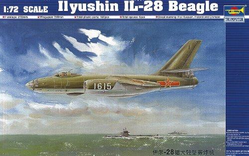 Trumpeter 1604 Ilyushin IL-28 Beagle