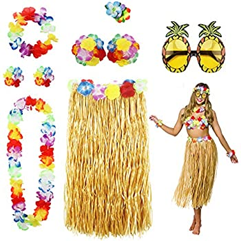 hawaiian dress up ideas