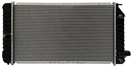 Klimoto Brand New Radiator fits Buick Skylark Pontiac Grand Am Oldsmobile Achieva Chevrolet Beretta Corsica 2.4L L4 3.1L V6 52461633 52476817 52471284 CU1515 RA1144