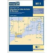 Imray Chart M11: Gibraltar to Cabo De Gata and Morocco