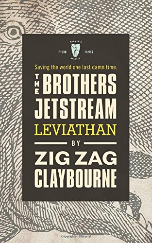 Book Cover: The Brothers Jetstream: Leviathan