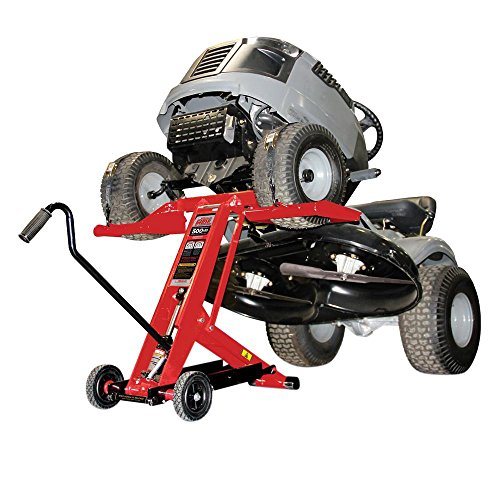 MoJack HDL 500 Multi-level Safety Braking System Lawn Mower Lift
