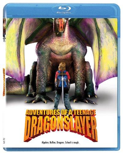 Adventures of a Teenage Dragonslayer [Blu-ray]