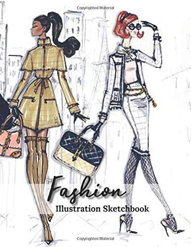 Fashion Illustration Sketchbook Female Figure Designer Templates To Create Your Own Dress Design Sketches Pictures Fashion Croquis Sketchpad Women Model Sketching Idea Portfolio Studio Pretty Function 9781713056942 Amazon Com Books