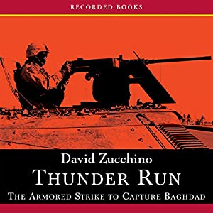 Thunder Run Audiobook