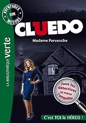 Aventures sur Mesure - Cluedo 4, Madame Pervenche