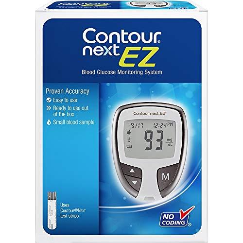 - Bayer Contour Next EZ Glucose Meter