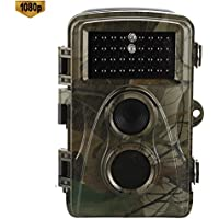 Edal H-9 night vision monitor hunting camera Wildlife Trail & Game Camera 12MP HD 1080P Home Security and HD Hunting Camera Scouting Surveillance Camera for Wild Animals