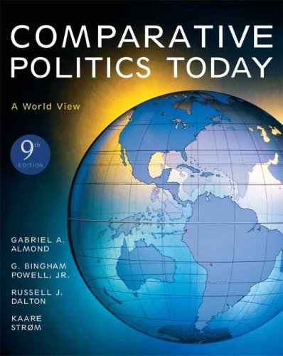 Comparative Politics Today: A World View (9th Edition)