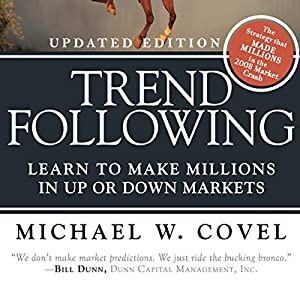 Trend Following (Updated Edition) | Livre audio