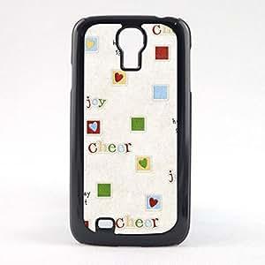 Case Fun Case Fun Christmas Holiday Spirit Snap-on Hard Back Case Cover for Samsun Galaxy S4 Mini (I9190)