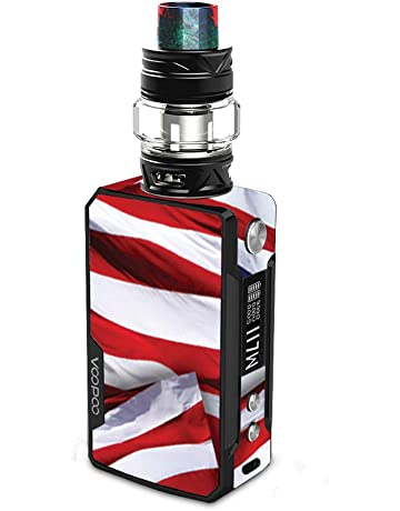 MightySkins Skin for VooPoo Drag Mini - Patriot | Protective, Durable, and Unique Vinyl