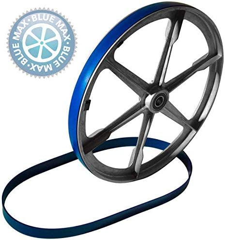 2 BLUE MAX ULTRA DUTY URETHANE BAND SAW TIRE SET FOR FOREMOST WA-14 M BAND SAW