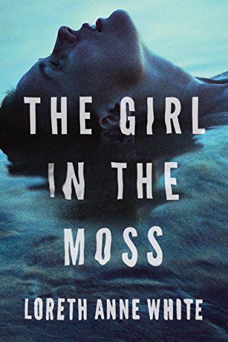 The Girl in the Moss (Angie Pallorino Book 3) cover