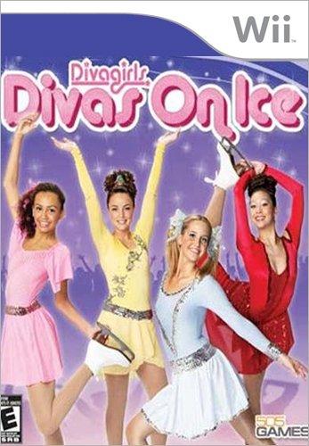 Diva Girls: Divas on Ice - Wii by 505 Games