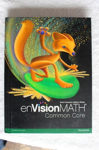 Envision Math Grade 6 Common Core