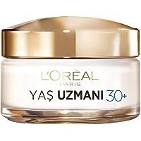 L'Oréal Paris Yaş Uzmanı 30+ Kırışıklık Karşıtı Nemlendirici Krem, 50 ml
