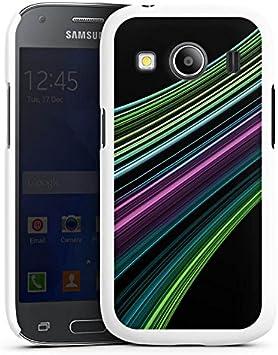 DeinDesign Samsung Galaxy Ace 4 Coque Étui Housse Lumière Laser ...