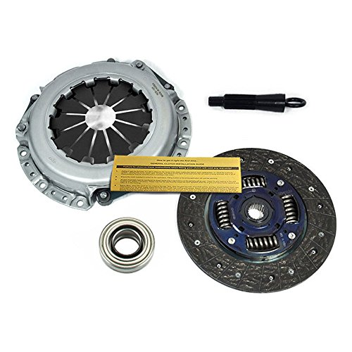 EFT HEAVY-DUTY CLUTCH KIT for 2004-2006 MITSUBISHI LANCER 2.0L OZ RALLY ES LS SE ()