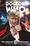Doctor Who: The Third Doctor Vol 1 - Heralds of Destruction (Dr Who Third Doctor)