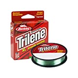 Berkley Trilene XL Smooth Casting Monofilament Service Spools (Berkley Trilene XL), 8 LB - Green