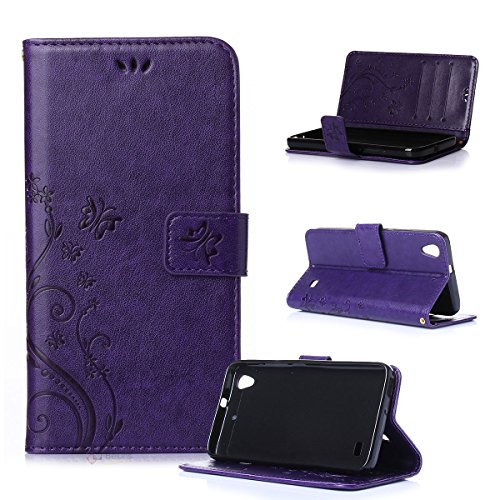 Beiuns Wallet Leather Case for Huawei Ascend G620S Cover - R150 Elegant...