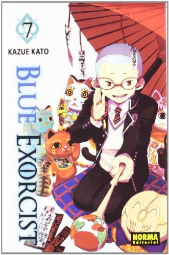 Descargar Libro Blue Exorcist 7 Kazue Kato