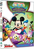 Mickey Mouse Clubhouse: Mickey's Adventures in Wonderland [DVD + Retro Badge]