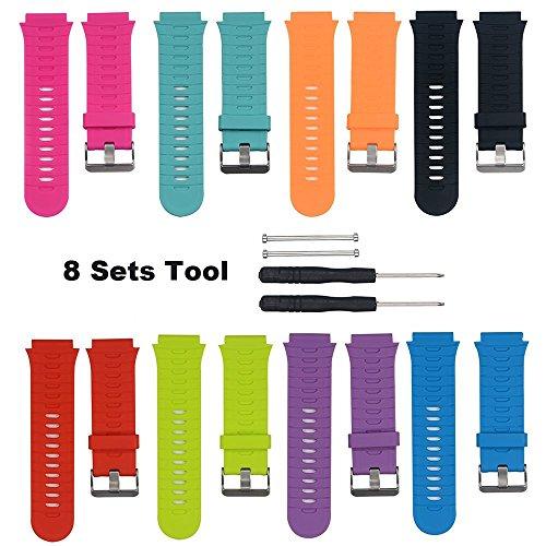 replacement-bands-and-straps-for-garmin-forerunner-920xt-gps-running-watch-8pcs