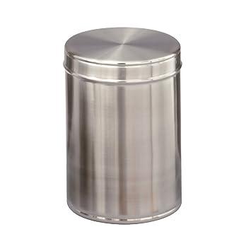 Zeller 27334 1000 ml 12 x 15 cm Storage Container Stainless Steel