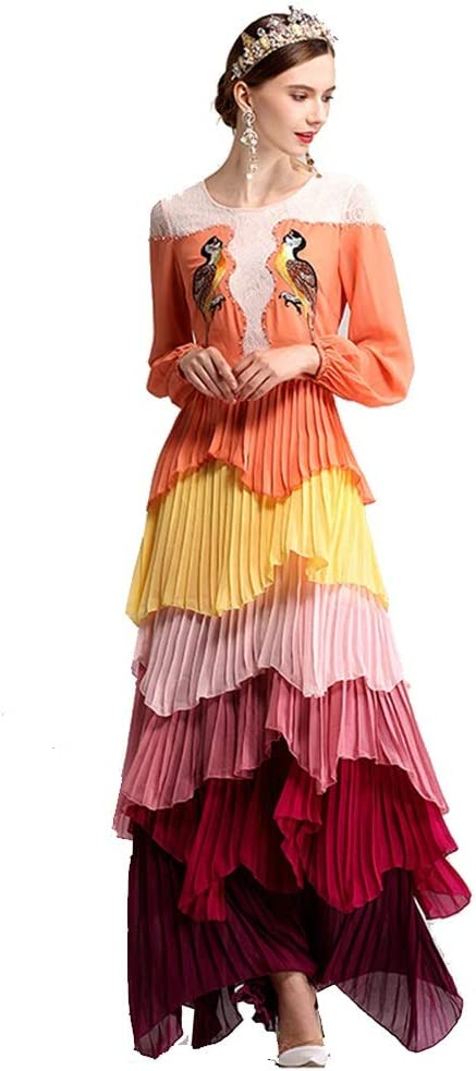 Zago Vestido de Lenceria Sexy Vestido de Falda de Bohemio Pastel ...