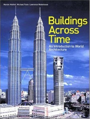 Buildings across Time with CD-ROM by Marian Moffett (2003-12-26) (Buildings Across Time Fazio compare prices)